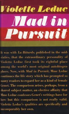 Mad in Pursuit