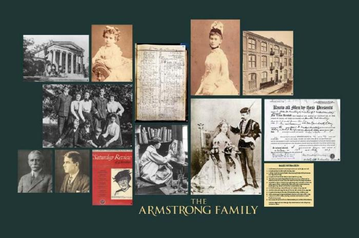 Armstrong Family Panel